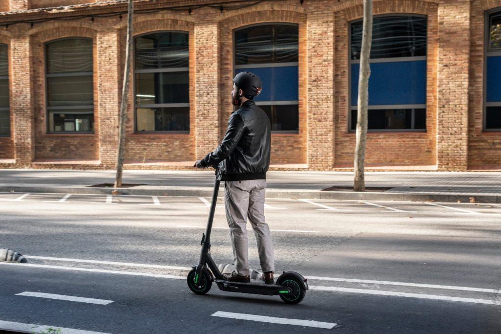 El seguro para patinete eléctrico solo es obligatorio en algunas ciudades