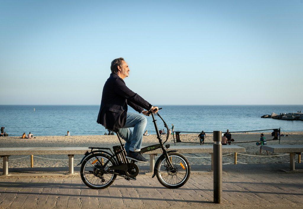 You-Ride Amsterdam, paseo por la playa
