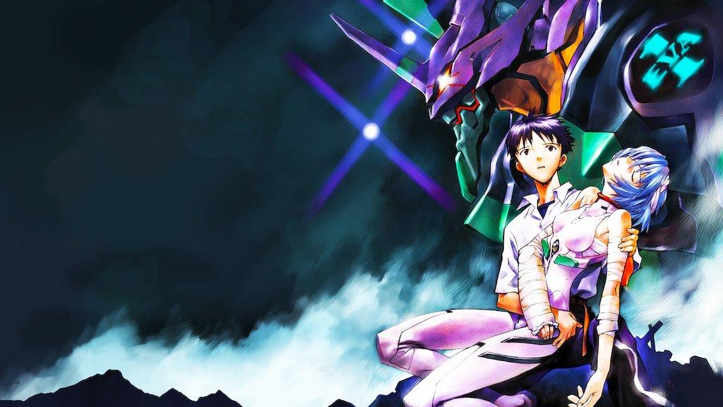 Series frikis para ver con tu You-box: Neon Genesis Evangelion