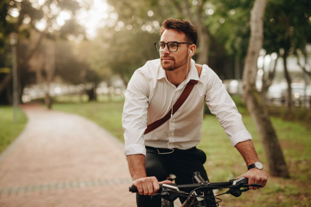 beneficios de la bicicleta eléctrica para la salud